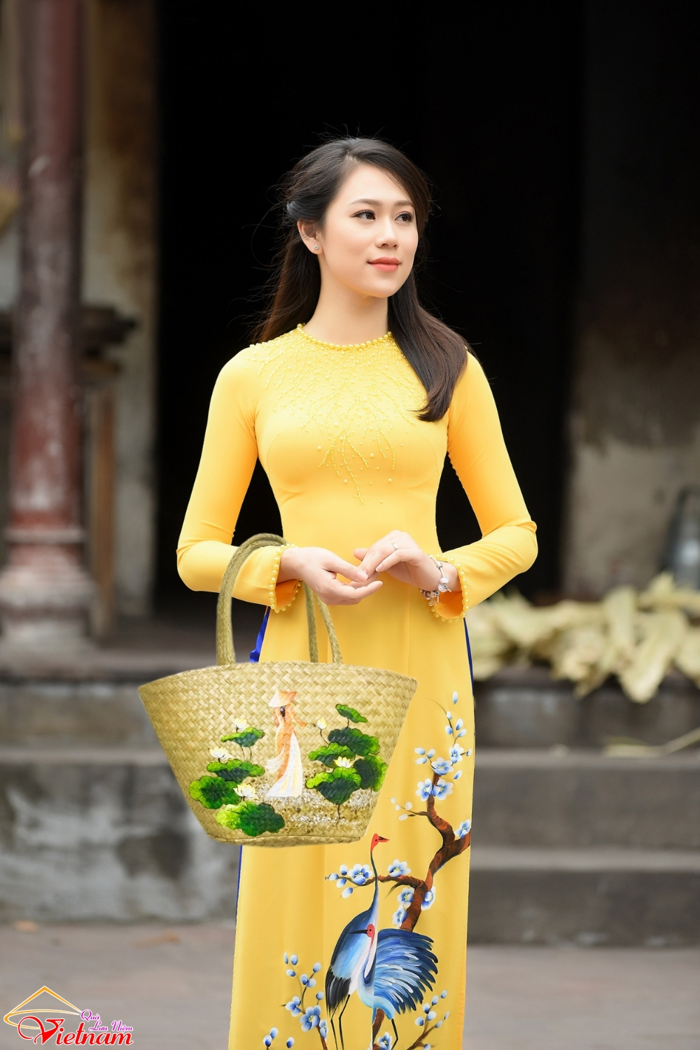 tui co bang ao dai