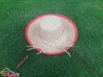 Mũ cỏ bàng nữ (20cm x 36cm)