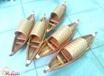 Thuyền buồm nhỏ (50cm x 12cm x 13cm)
